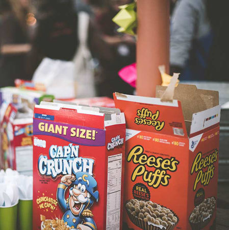 Picture for category Cereals
