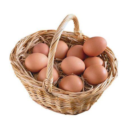صورة لقسم بيض