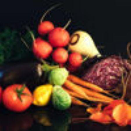 صورة لقسم الخضروات