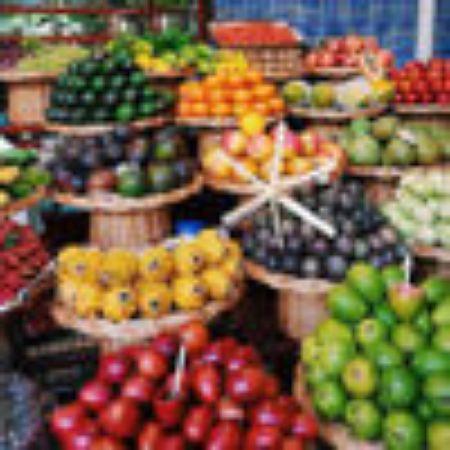 صورة لقسم فواكه طازجة